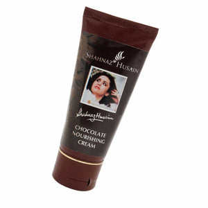 Shahnaz Husain Chocolate Nourishing Cream Rejuvenates the Skin -50ml
