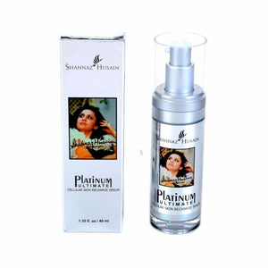 Shahnaz Husain Cellular Skin Recharge Serum- with Vitamin-E, green tea, aloe vera