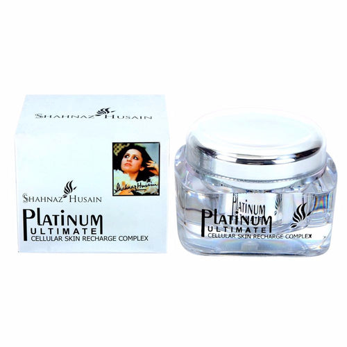 Shahnaz Husain Cellular Skin Recharge Complex 40GM - Pure Herbal