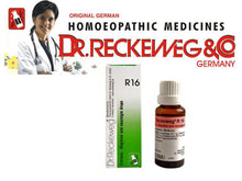 Dr.Reckeweg Germany Vita C R15 Nerve Tonic Sedative Anxiety, Depression, Tension