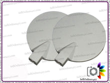 3 Inch Carbon Electrodes for Physical Therapy Slimming Machines New Pieces (2)