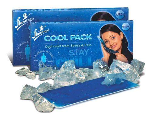 Cool Packs Stress,Pain,Body Aches For Long Duration