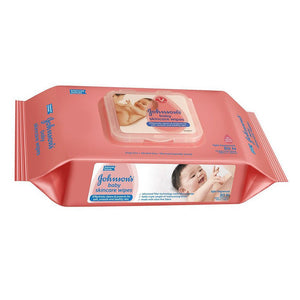 Johnson's Baby Skincare Wipes For Baby Health Care 80 Pieces