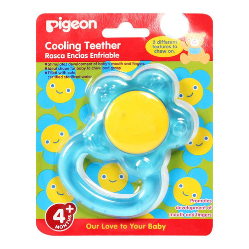 Pigeon Cooling Teether- Duck ( Multi-color ) For Baby Health Care