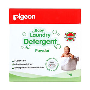 Pigeon Baby Laundry Detergent Powder For Baby Care - 1 Kg
