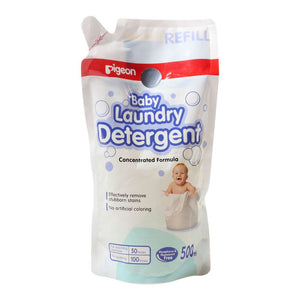 Pigeon Baby Laundry Detergent Bottle 100% Active ingredient