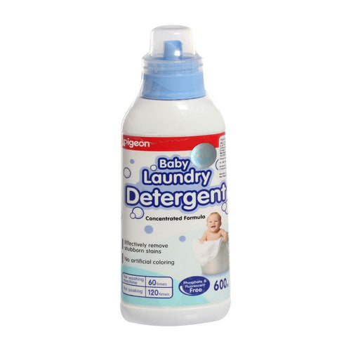 Pigeon Baby Laundry Detergent Bottle Specially formulated PH formula