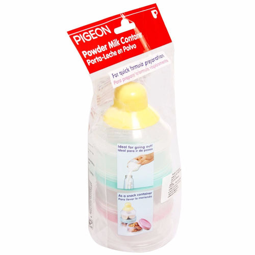 Pigeon - Powder Milk Container For Baby Care