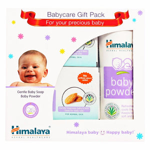 Himalaya Baby Care Gift Pack - Set Of 3 For Baby Care