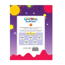 ABC Coloring Doodle Book 5 - English 5 to 7 Creative With Colors