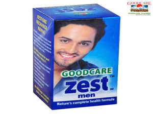 Goodcare Zest Men- Complete Health Formula - 60 Capsule Available