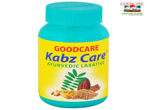 Goodcare Ayurvedic laxative Kabz Care- Pure Natural Herbals -100 Gms Available