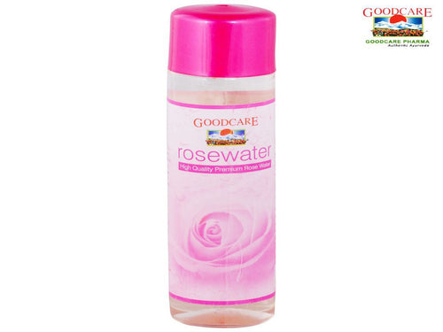 Goodcare Premium Rose Water- Pure Natural Herbals For Skin Care-120 ML Available