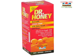 GoodCare Dr. Honey Cough Syrup With Tulsi and Ginger - 100ml Available