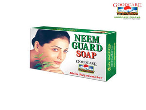 Goodcare Pharma Neem Guard Herbal Soap For Skin Care -75Gms Available