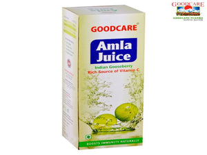 Goodcare Amla, Karela Jamun and Triphala Naturally Juice -500 ML Available