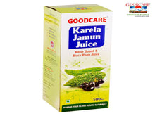 Goodcare Amla, Karela Jamun and Triphala Naturally Juice -500 ML