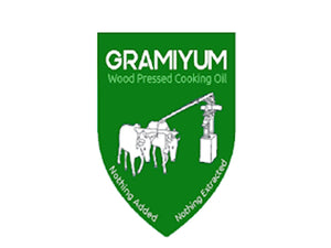 GRAMIYUM Groundnut Oil (Cold Pressed)- 4 Litre