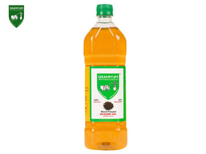 GRAMIYUM Sesame / Gingelly / Til Oil (Cold Pressed)- 3 Litre Available