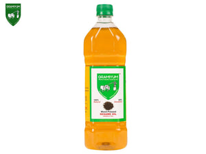 GRAMIYUM Sesame / Gingelly / Til Oil (Cold Pressed)- 5 Litre Available