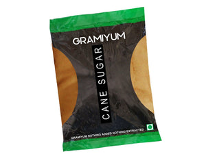 GRAMIYUM Cane Sugar (Brown)- 1000Gm
