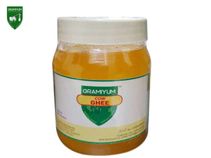 GRAMIYUM 100% Pure Natural Cow Ghee- 500gm Available