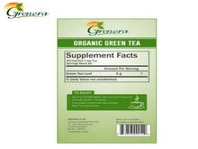 100% Pure Grenera Organics Green Tea 100g - HealthCare