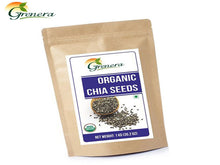 100% New Grenera Organic Chia Seeds -Pure Natural Herbals -1000Gms
