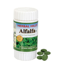 Herbal Hills Alfalfa 60 Tablets Value Pack For Healthy Cholesterol Levels
