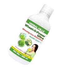 Herbal Hills Aloevera Wheatgrass Ultra Juice (500ml) For Blood Purification