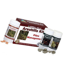 Herbal Hills Arsohills Kit For Piles Support & Helps Relieving Joint Pain