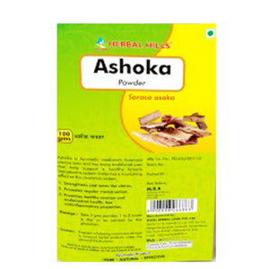 Herbal Hills Ashoka Powder 100Gm Help For Promotes Regular Menstruation