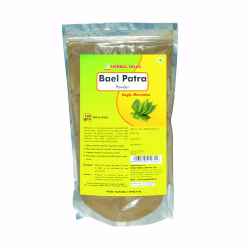 Herbal Hills Baelpatra Powder 1Kg For Blood Sugar Levels