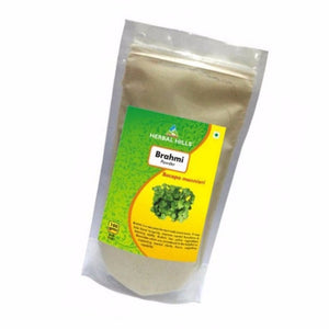 Herbal Hills Brahmi Powder1kg For Helps Calm The Mind