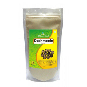 Herbal Hills Dashamool Powder 100gm Helps Calm The Nerves