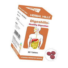 Herbal Hills Digeshills Ayurvedic Tablets 60 Tablets for Healthy Digestion