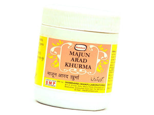 100% Herbal Pure Hamdard Natural Majun Arad Khurma-300 Gms