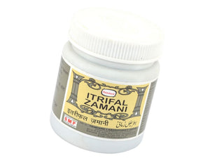 100% Pure Natural Hamdard Herbal Itrifal Zamani For Cold & Headache -125 Gms