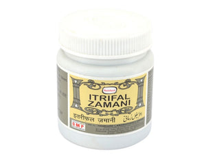 100% Pure Natural Hamdard Herbal Itrifal Zamani For Cold & Headache -125 Gms Available