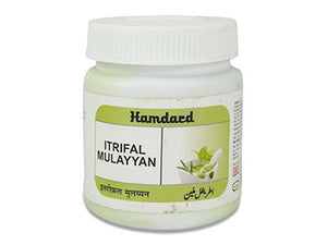 100% Natural Hamdard Itrifal Mulayyan For Headache & Migraine-125 Gms Available