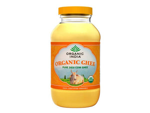 100% Organic Desi Ghee 500 Ml- Essential For Good Health & No Milk Proteins Available
