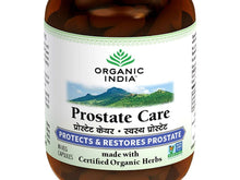 Organic India Senior Men Health Prostate Care (60 Capsules) LKC (60 Capsules)