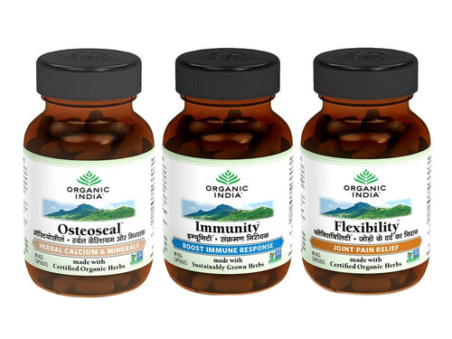 Healthy Joint Support Osteoseal (60Capsule) Immunity (60 cap) Flexiblity (60Cap) Available