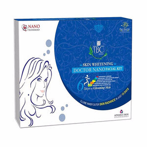Tbc By Nature Skin Whitening Doctor Nano Facial  Designed To Rejuvenatkit, 310 Gms Available