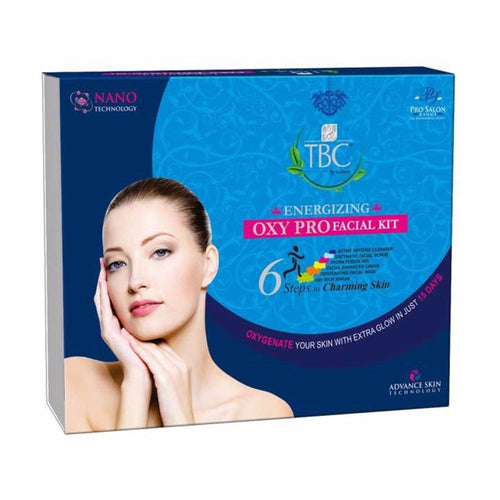 Tbc By Nature Energizing Oxy Pro Facial Important Vitamins Kit, 260 Gms Available
