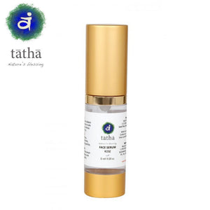 Rose Face Serum : Dehydrated Skin Youthful Appearance 15 Ml Available