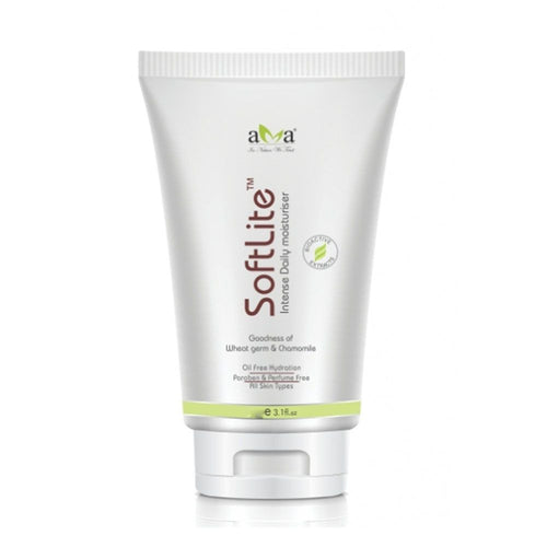 Softlite - Intense Daily Moisturizer Contains Valuable Natural  90 Ml  Pure Herbal Available