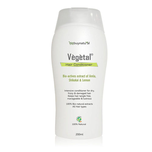Vegetal Hair Conditioner - Nourish, Moisturize And Condition Your Hair 100 Gm Available