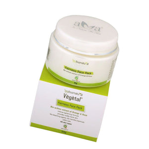100% Natural Herbs Vegetal Fairness Face Pack – 50 Gms -