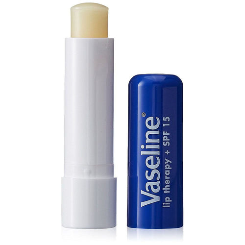 Vaseline Lip Therapy For Chapped Lips & Dry Skin – 4 Gms Available